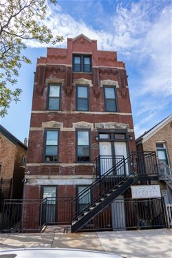1547 W Wabansia Unit 3F, Chicago, IL 60642 Bucktown
