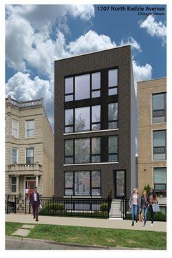 1707 N Kedzie Unit 3, Chicago, IL 60647 Logan Square