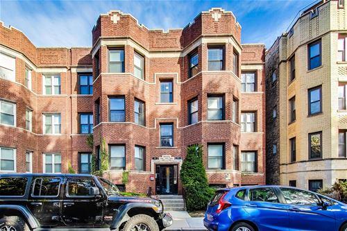 922 W George Unit 1R, Chicago, IL 60657 Lakeview