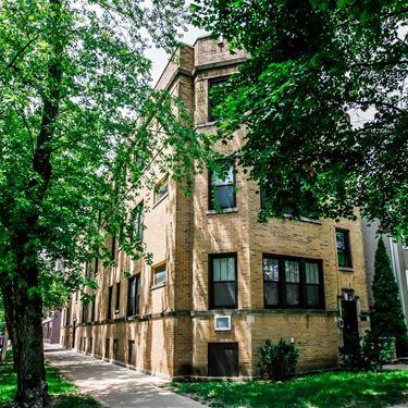 1540 W Waveland Unit 1, Chicago, IL 60613 Lakeview