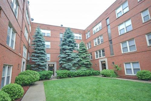 2413 W Farragut Unit 3A, Chicago, IL 60625 Ravenswood