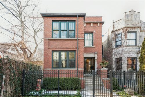 4314 N Dayton Unit 1, Chicago, IL 60613 Uptown