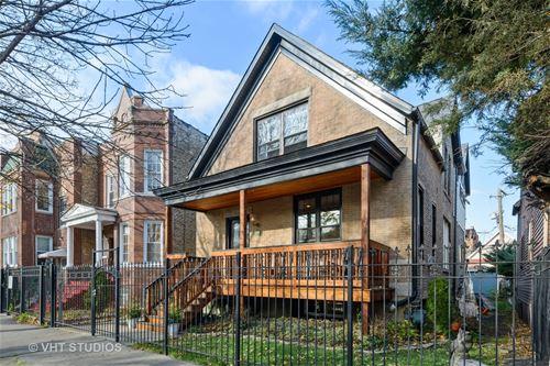 2916 W Fletcher, Chicago, IL 60618 Avondale
