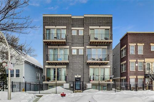 3514 W Wabansia Unit 3, Chicago, IL 60647 Logan Square