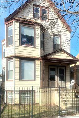 3728 N Spaulding, Chicago, IL 60618 Irving Park