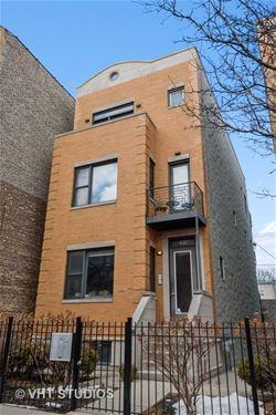 2918 W Palmer Unit 2, Chicago, IL 60647 Logan Square