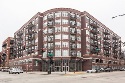 1000 W Adams Unit 501, Chicago, IL 60607 West Loop