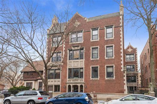 6827 N Lakewood Unit 3W, Chicago, IL 60626 Rogers Park