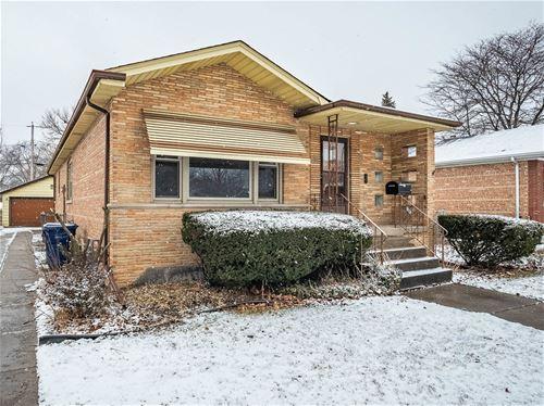 10228 S Keeler, Oak Lawn, IL 60453