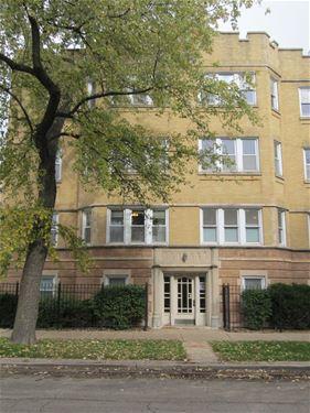 3110 W Berteau Unit 2, Chicago, IL 60618 Irving Park