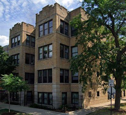 2950 W Wabansia Unit 1, Chicago, IL 60647 Logan Square