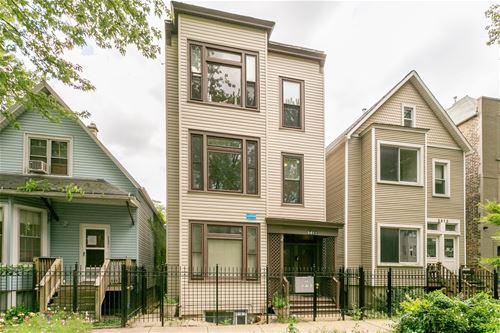 2611 W Cortland Unit 2, Chicago, IL 60647 Logan Square