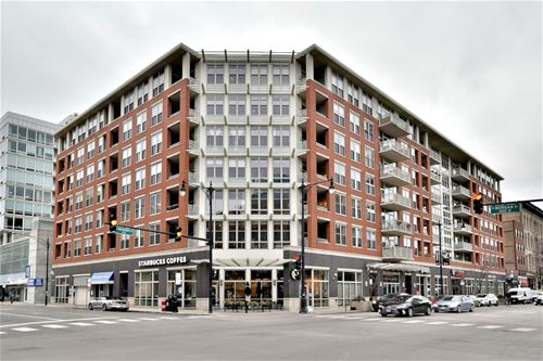 1001 W Madison Unit 708, Chicago, IL 60607 West Loop