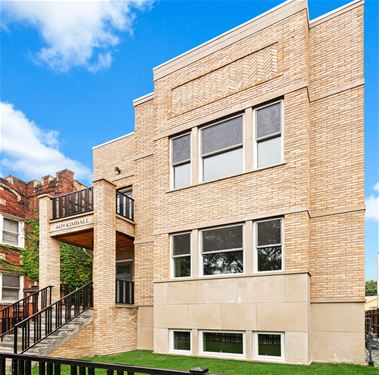 4429 N Kimball Unit 2, Chicago, IL 60625 Albany Park