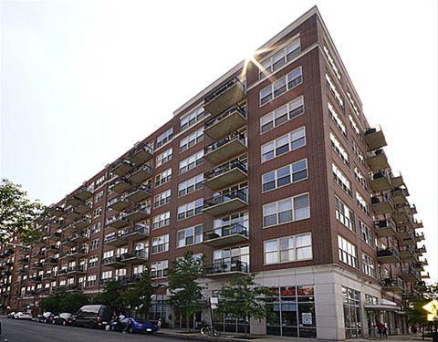 6 S Laflin Unit 515, Chicago, IL 60607 West Loop