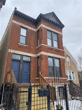 2608 W Crystal Unit 2, Chicago, IL 60622 Humboldt Park