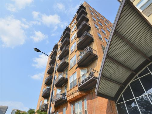 500 S Clinton Unit 621, Chicago, IL 60607 South Loop