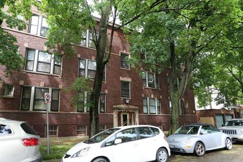 1938 W Berenice Unit 1, Chicago, IL 60613 Northcenter