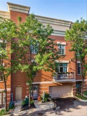 1528 N Bosworth Unit GARDENREAR, Chicago, IL 60642 Noble Square