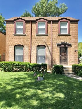 4104 N Pioneer, Chicago, IL 60634 Irving Woods