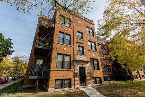 4259 N Ashland Unit 2, Chicago, IL 60613 Graceland West