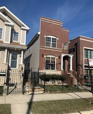2756 W Adams, Chicago, IL 60612