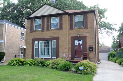 4036 N Pioneer, Chicago, IL 60634 Irving Woods