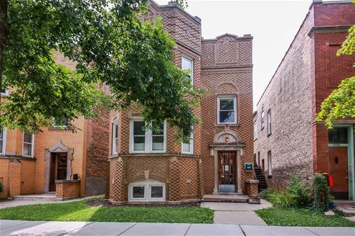 3354 N Lawndale Unit 2, Chicago, IL 60618 Avondale