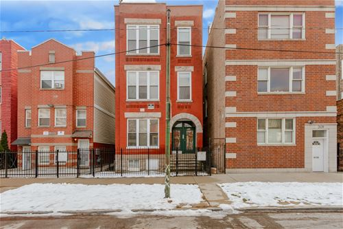 2637 W Hirsch Unit 2, Chicago, IL 60622