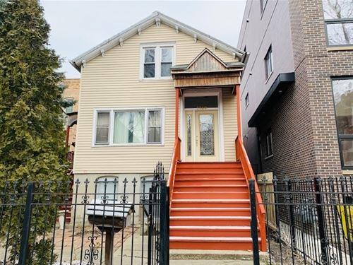 1752 W Huron, Chicago, IL 60622 East Village