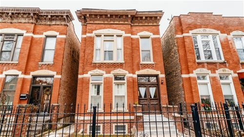1320 N Bell, Chicago, IL 60622 Wicker Park