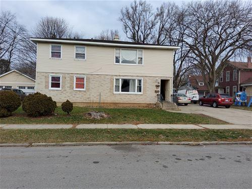 112 Jefferson, Elgin, IL 60120