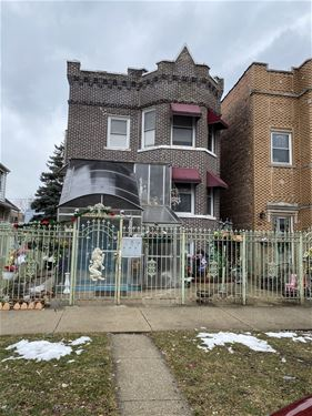3447 N Ridgeway, Chicago, IL 60618 Avondale