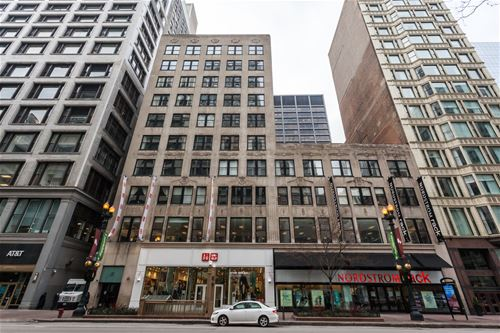 20 N State Unit 712, Chicago, IL 60602 The Loop