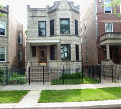 2629 N Whipple Unit 2, Chicago, IL 60647 Logan Square