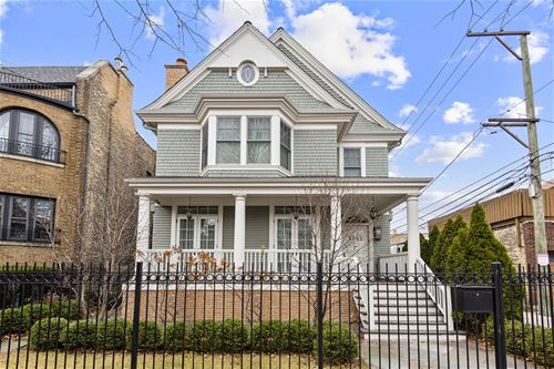 3542 N Greenview, Chicago, IL 60657 West Lakeview