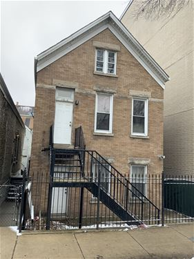 2018 W Webster, Chicago, IL 60647