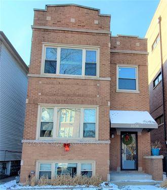 3336 N Lawndale Unit 2, Chicago, IL 60618 Avondale