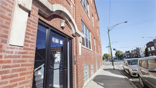 2852 N Kedzie Unit 2, Chicago, IL 60618 Avondale