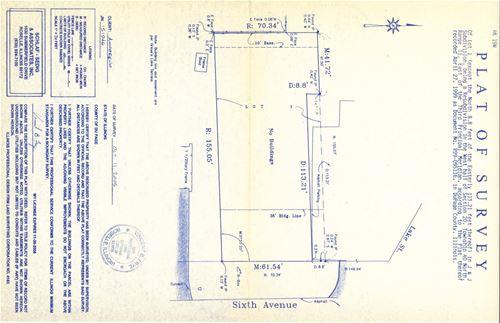 LOT 1 Sixth, Addison, IL 60101