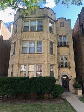 6221 N Talman Unit G, Chicago, IL 60659 West Ridge