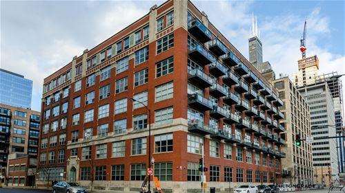 333 S Des Plaines Unit 312, Chicago, IL 60661 The Loop