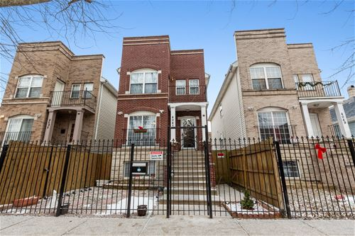 4047 W Crystal, Chicago, IL 60651 Humboldt Park