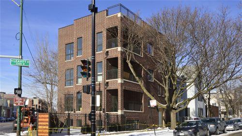 3012 N Leavitt Unit 1, Chicago, IL 60618 Hamlin Park