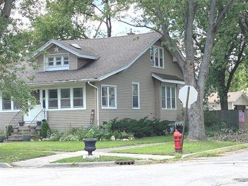 423 N William, Joliet, IL 60435