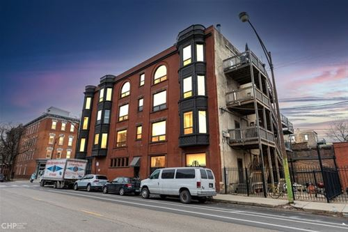 642 N Noble Unit 3, Chicago, IL 60642 Noble Square