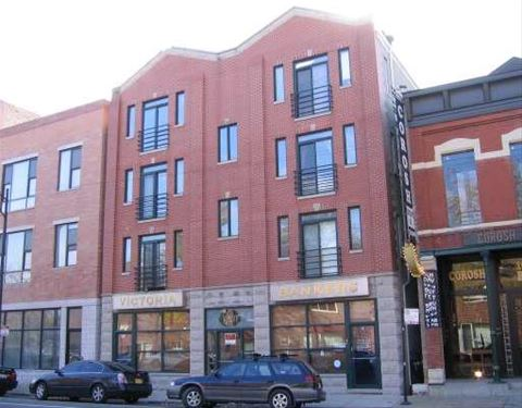 1070 N Milwaukee Unit 1S, Chicago, IL 60642 Noble Square