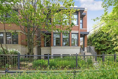 1758 N Wood, Chicago, IL 60622 Bucktown