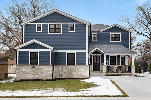 461 N Emery, Elmhurst, IL 60126