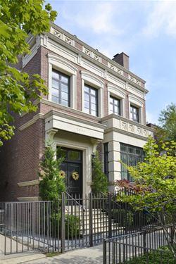 1841 N Sedgwick, Chicago, IL 60614 Lincoln Park